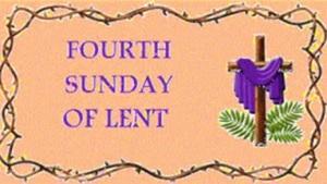 4th Sunday of Lent